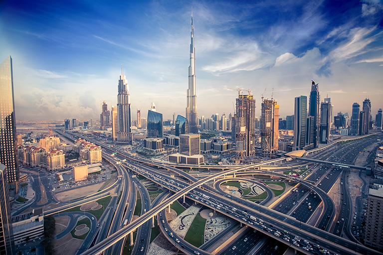 Dubai Office Opened