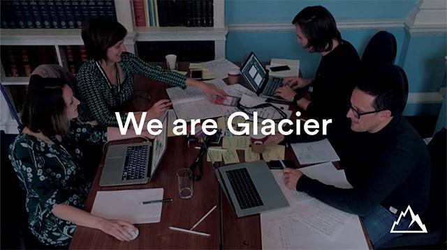 Glacier Slide 1