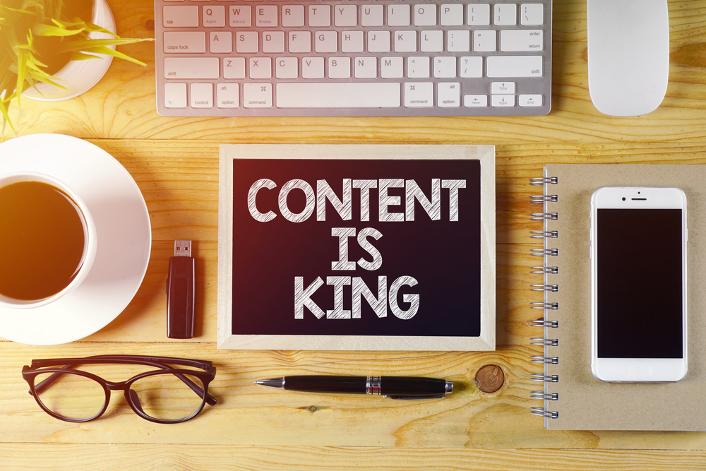Build Irresistible Tailor made Content - Content is King